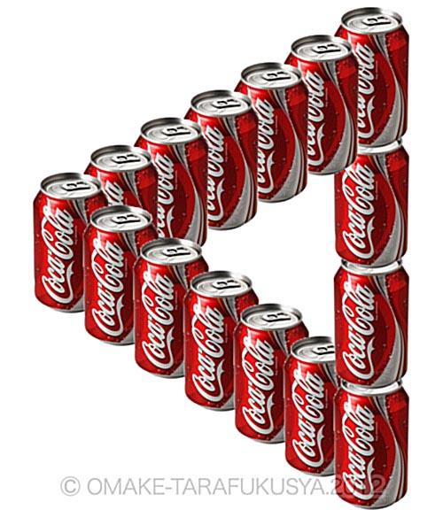 不思議なコカコーラ