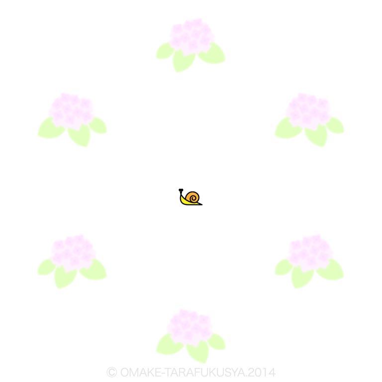 消える紫陽花