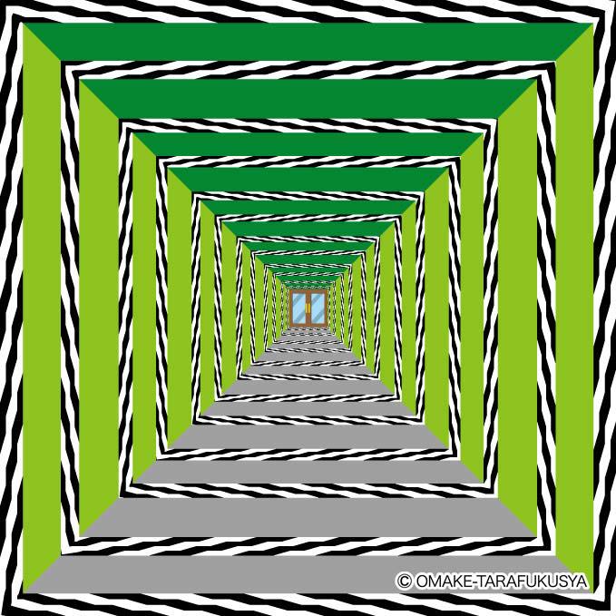 戸惑いの廊下