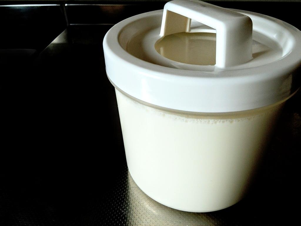 自家製ヨーグルト