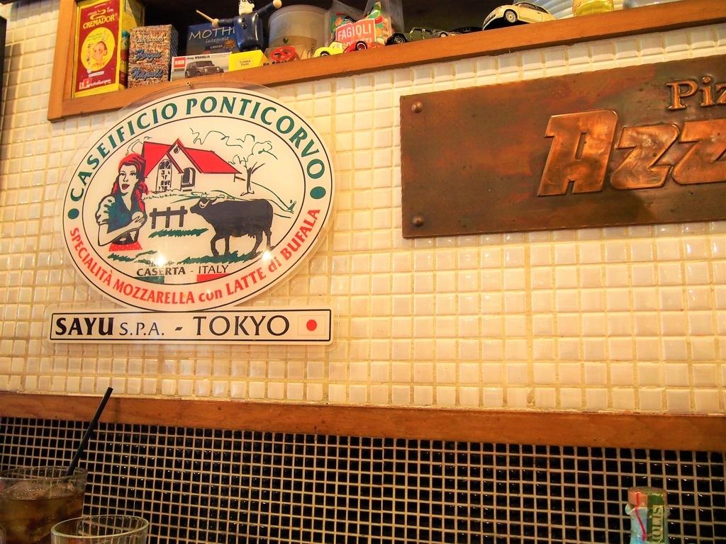 神戸の飲食店の店内の様子