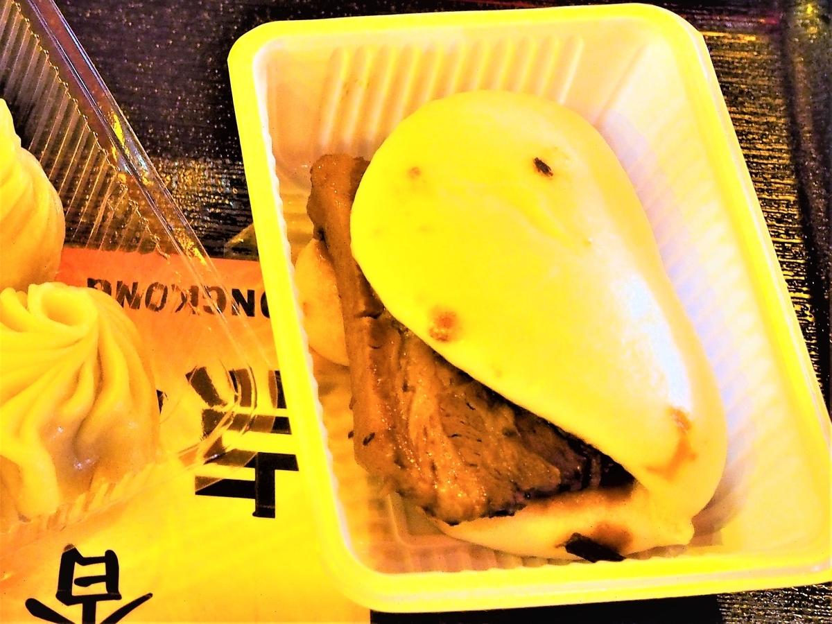割包と豚の角煮