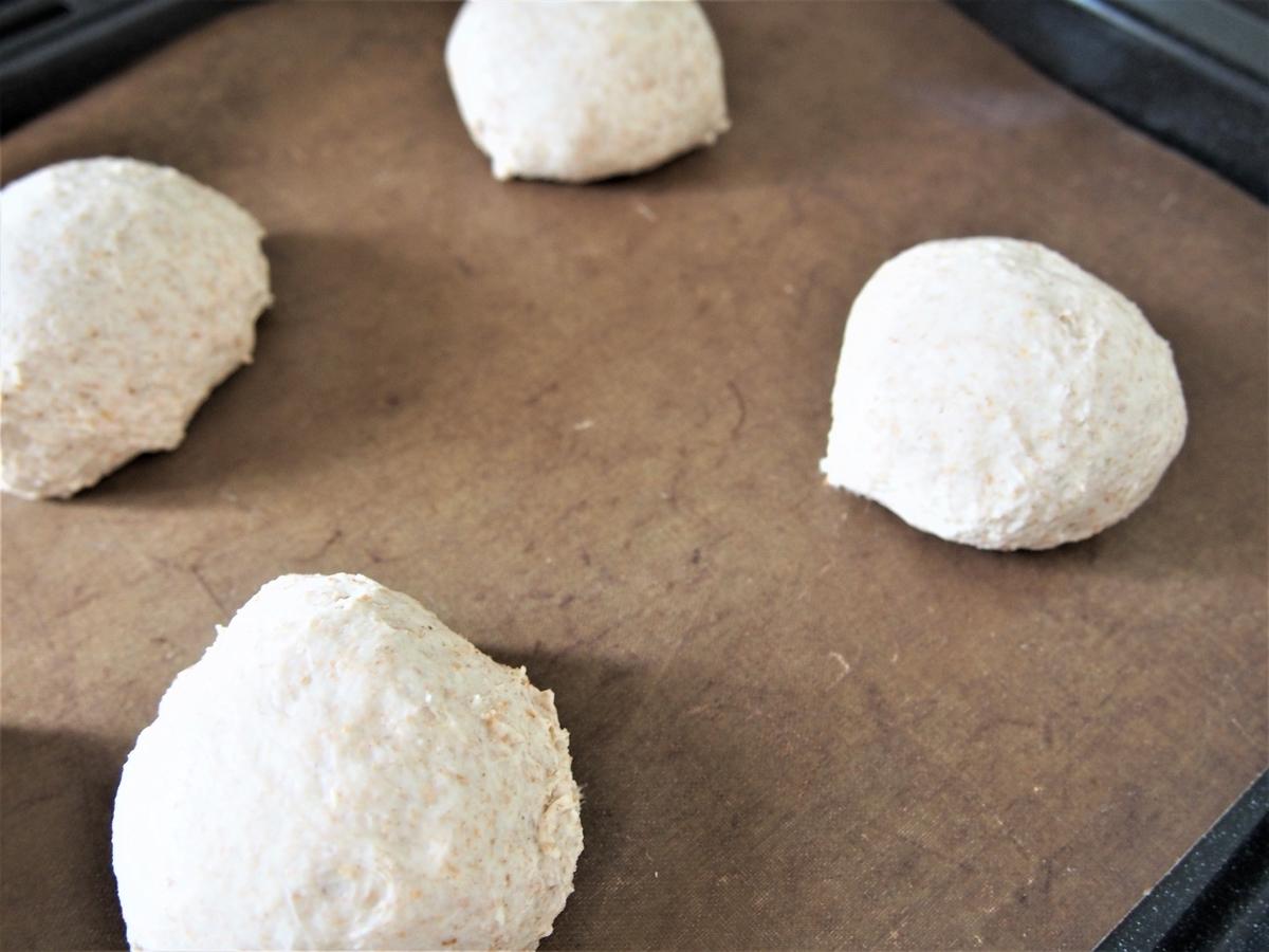 パン作りのベンチタイム