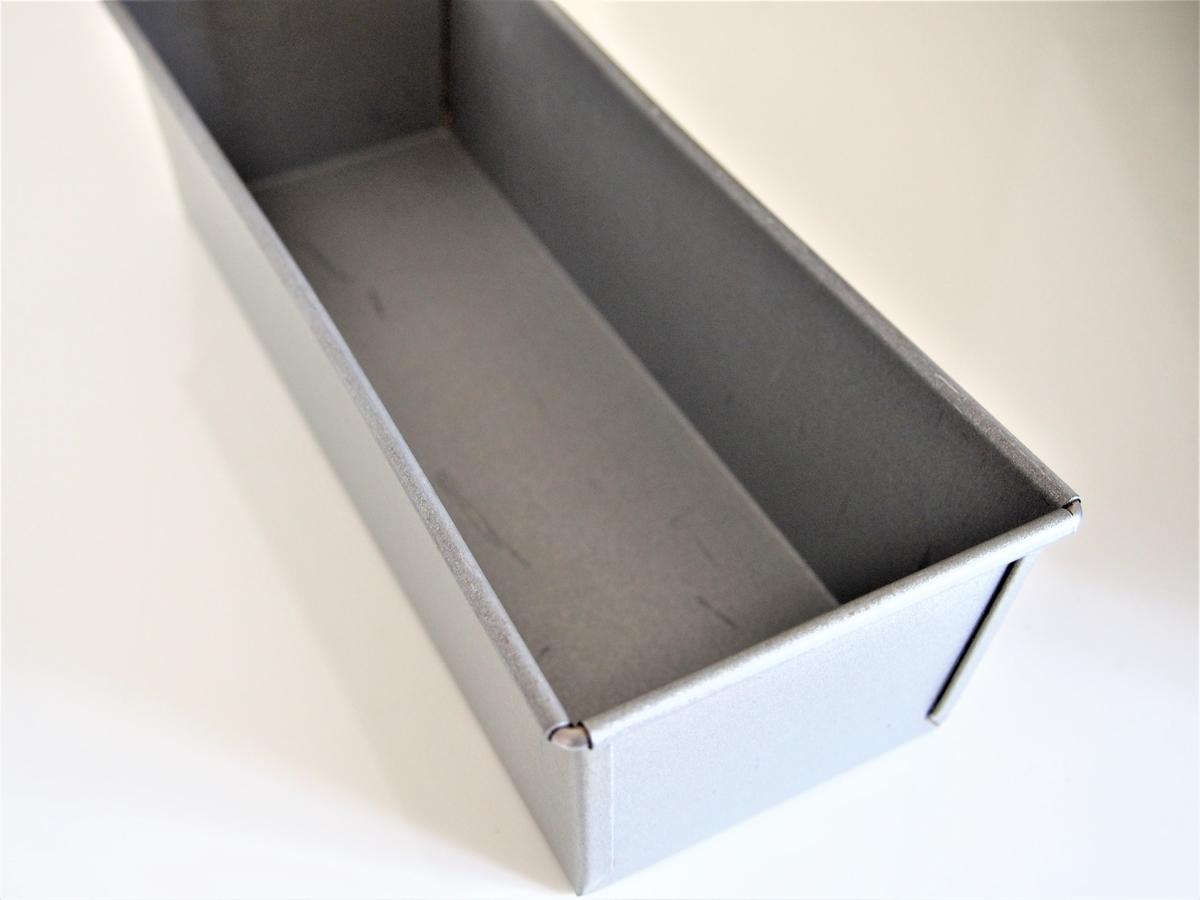 テフロン加工のパウンド型(20センチ)