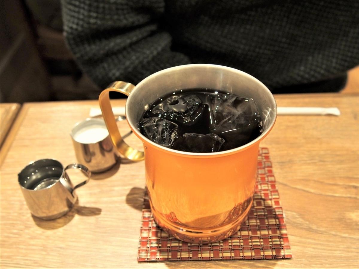 ジローのアイスコーヒー