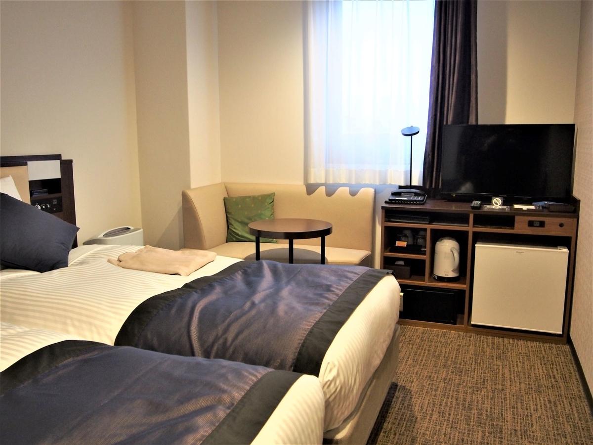 ホテルマイステイズ金沢キャッスル・ツインの客室画像