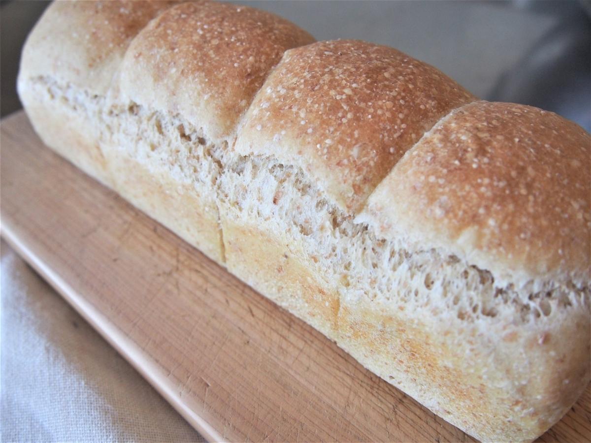 とかち野酵母の手ごねパン
