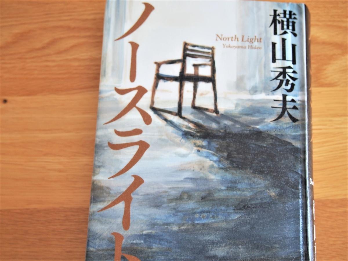 横山秀夫「ノースライト」表紙画像