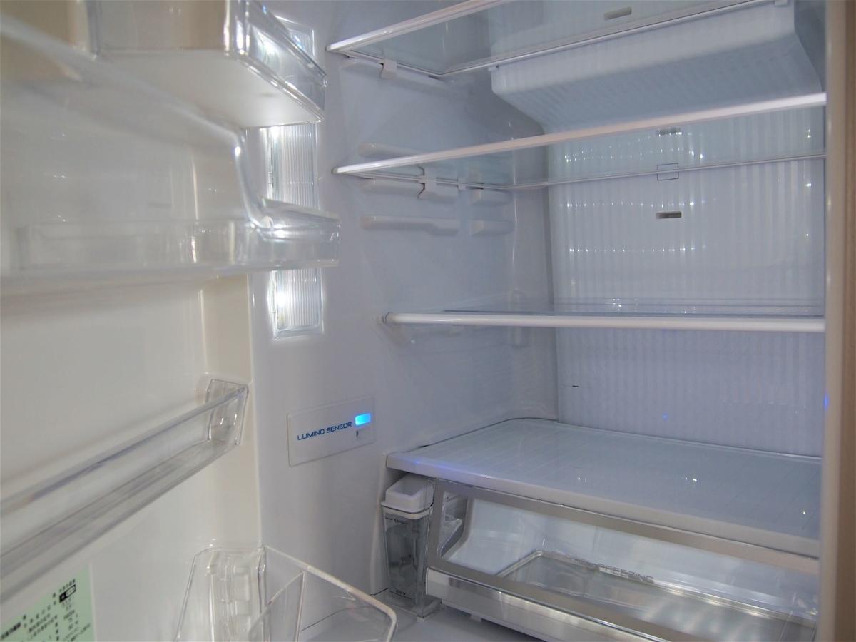 NR-E416V冷蔵庫のドアポケット