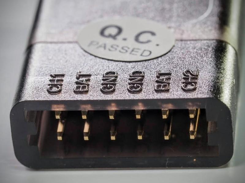 GF01 メカ 受信機 アンプ サーボ