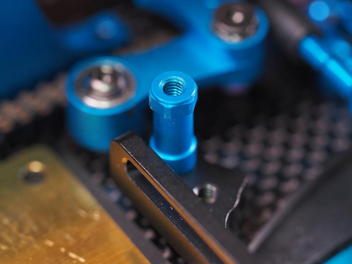 TRF420 バッテリーホルダー