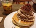 ホノルル・コーヒーのコナコーヒークリームパンケーキ