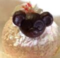 シー2015ダッフィー ストロベリームースケーキ