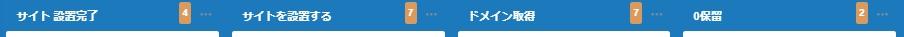 Trelloでサイト管理、無理。on1t:20181112205914jTrelloでサイト管理、無理。