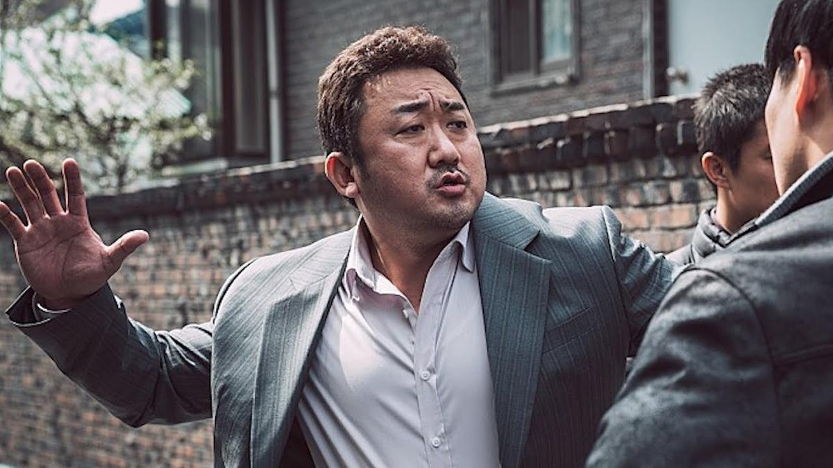 マ・ドンソクMa Dongseok