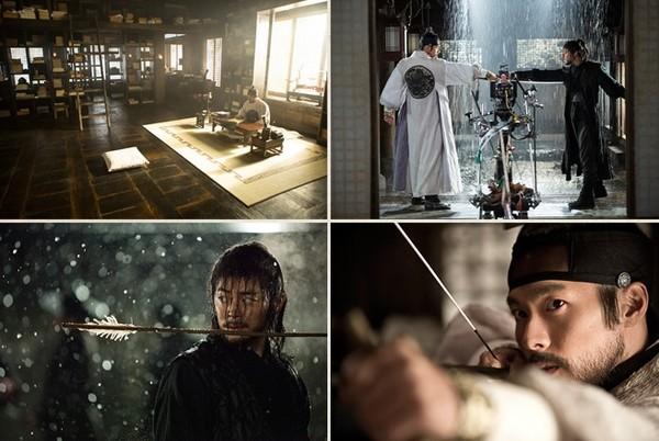 チョジョンソク ヒョンビン 王の涙