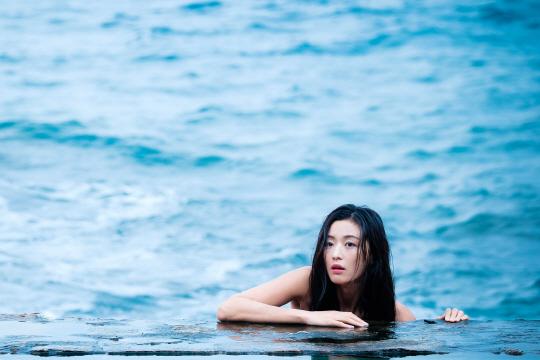 青い海の伝説 チョンジヒョン