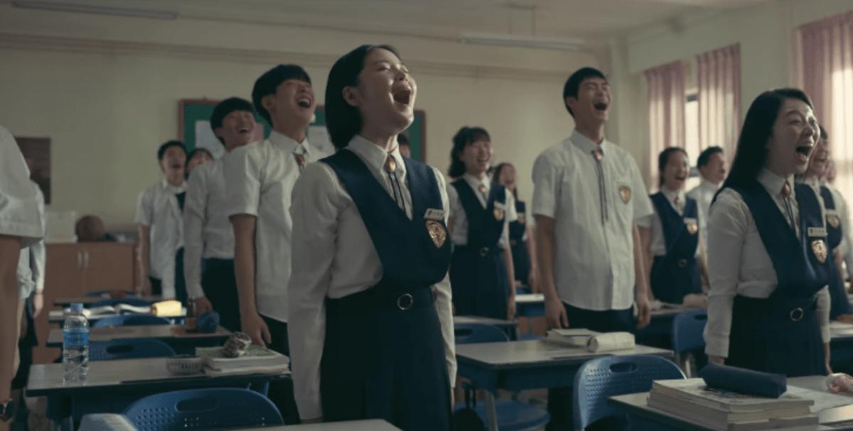 Netflix 保健教師アン・ウニョン