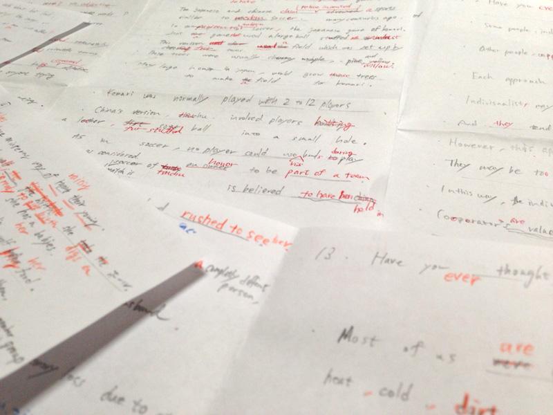センター試験英語リスニング対策。8割、9割とるオススメ勉強法