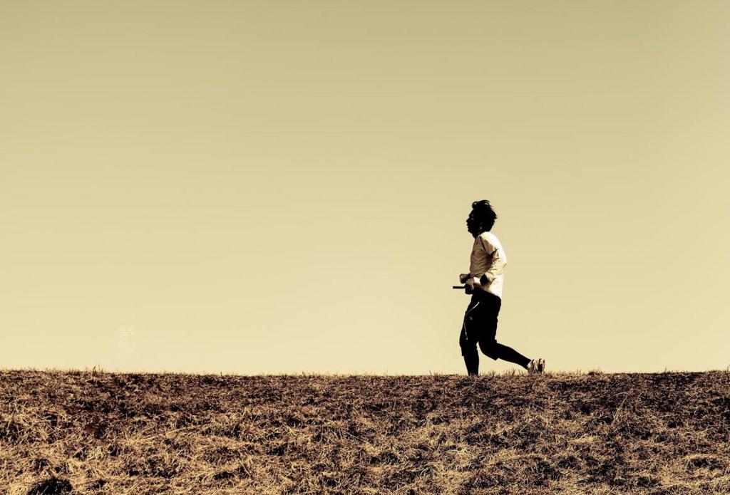 食後30分後のジョギング運動