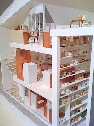 コンパクトな建物の工夫 , オンデザインの暮らし
