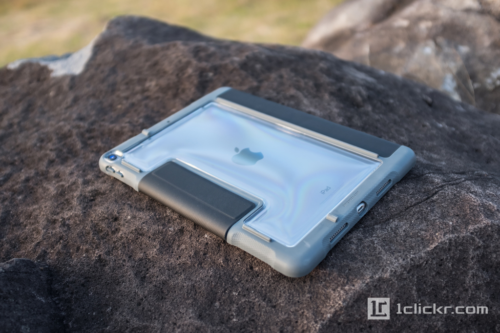 iPad Pro10.5インチ用「Apple Pencil収納可能」な米国防総省規格の耐衝撃ケース【レビュー】