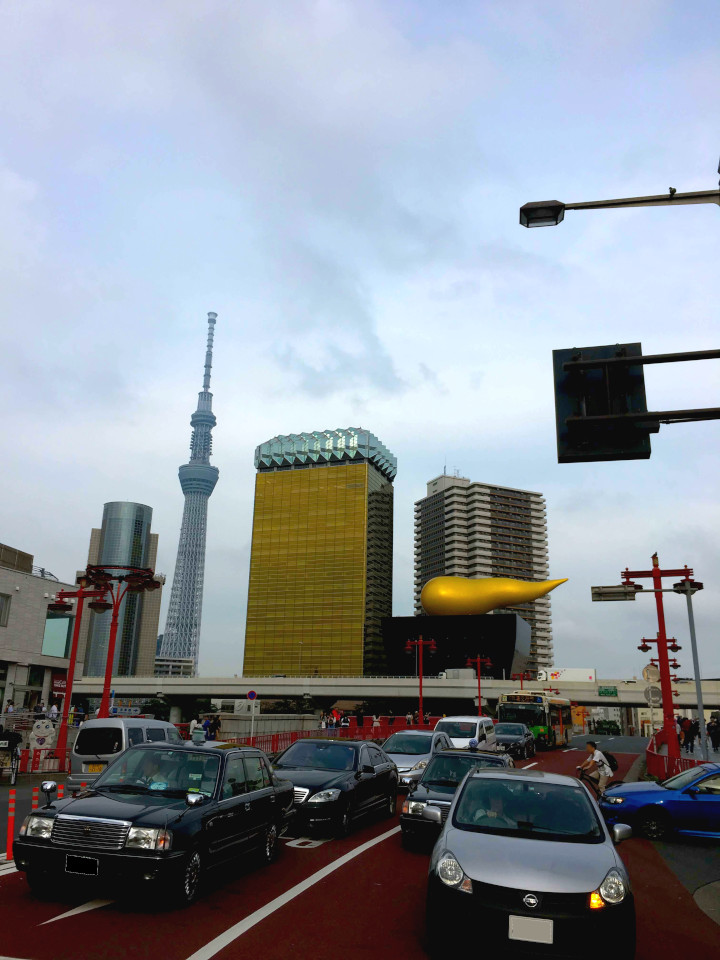 浅草駅近辺