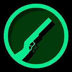 ショップタイタンのヒーローの銃士