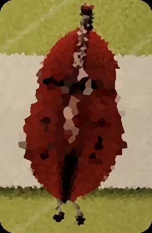バビブベボディのキャラクター_レバーバ