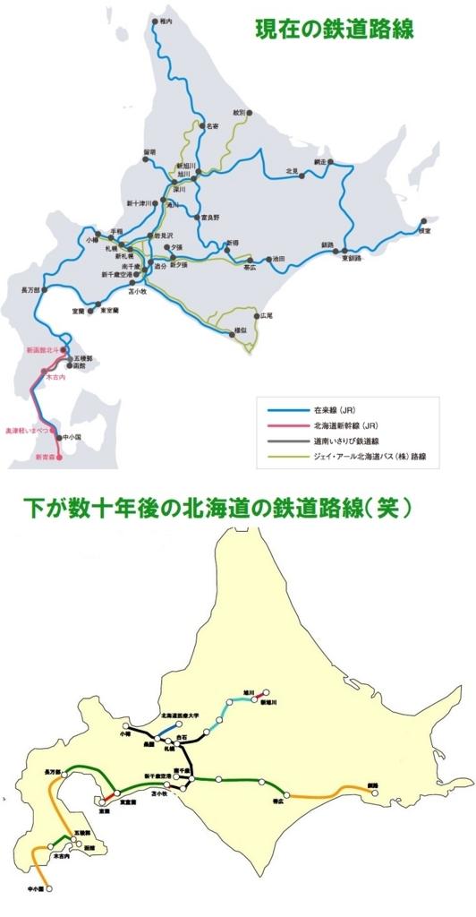 赤字 北海道 新幹線