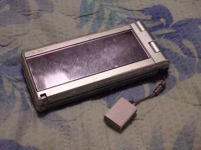 私の携帯921P