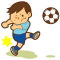 体育 サッカー イラスト
