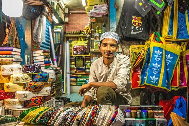 バングラデシュ マーケット