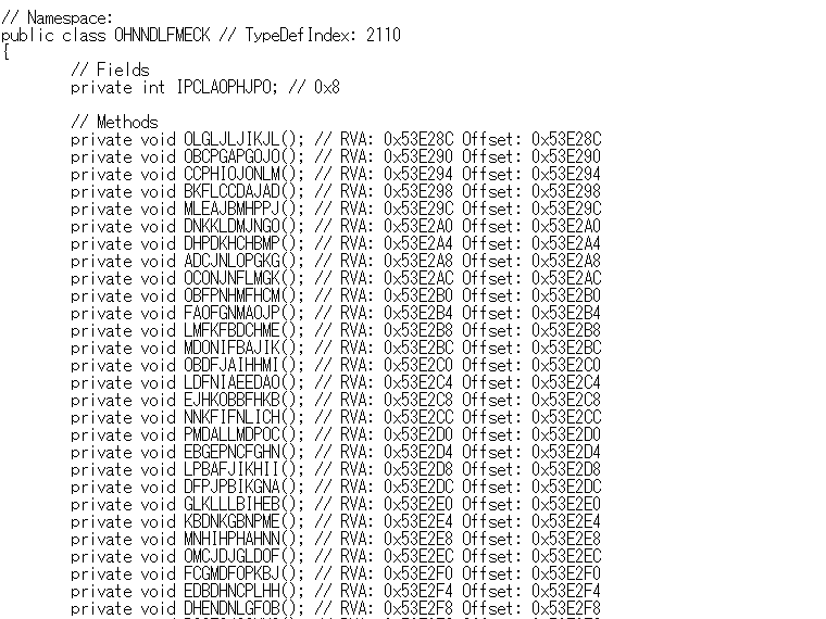 Il2cppdumper Unity Version
