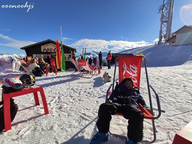 france ski auron