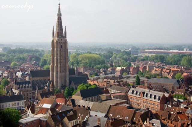 belgium bruges markt