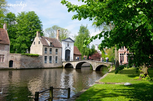 belgium bruges beguines
