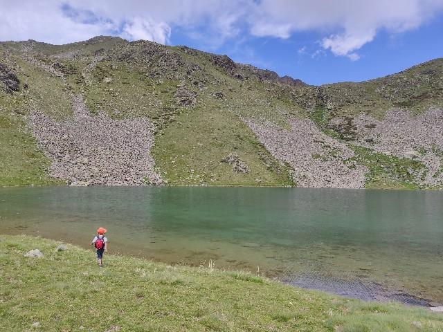france saint-dalmas vardeblore lac petit millefonts