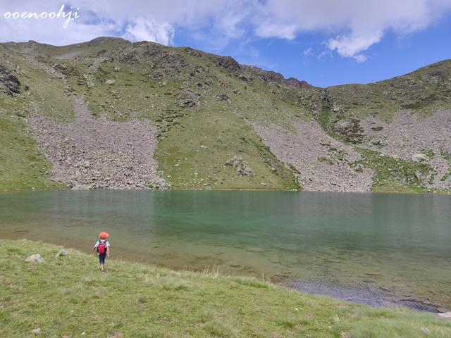 south france trekking paysage