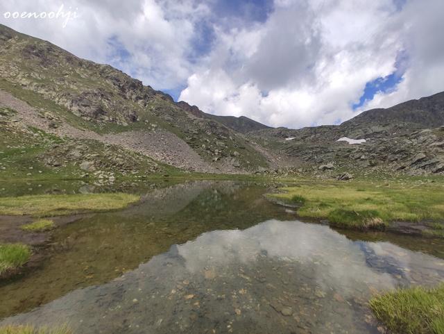 lac petit trekking saint dalmas vardeblore rando