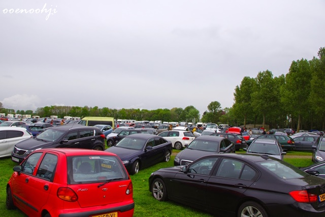 keukenhof parc parking amsterdam netherlands