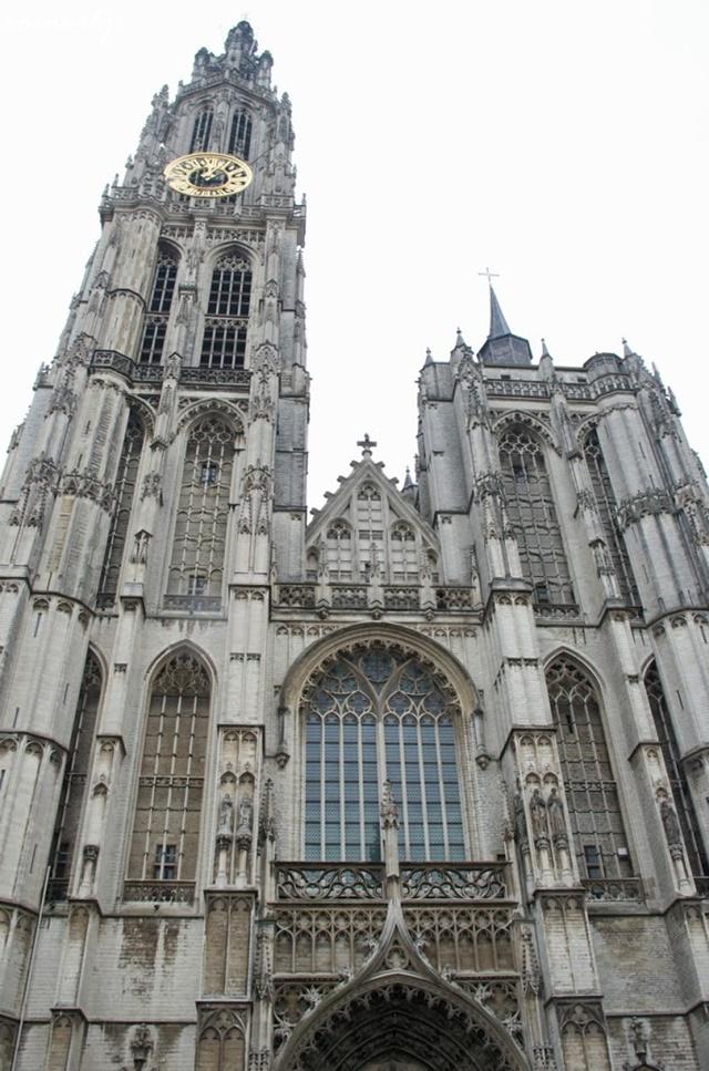 notre dome antwarpen belgium