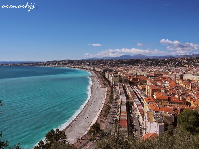 france nice sea beach cote d'azur