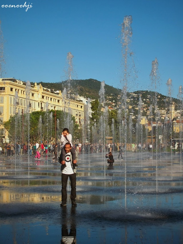 france nice cote d'azur place massena