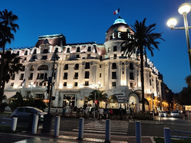 nice france negresco hotel
