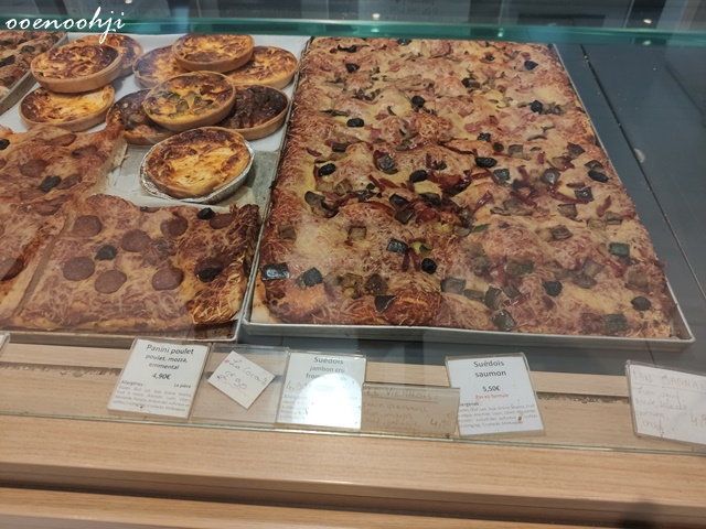 pizza boulangerie france