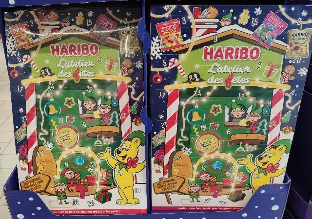 HARIBO(ハリボー)のアドベントカレンダー