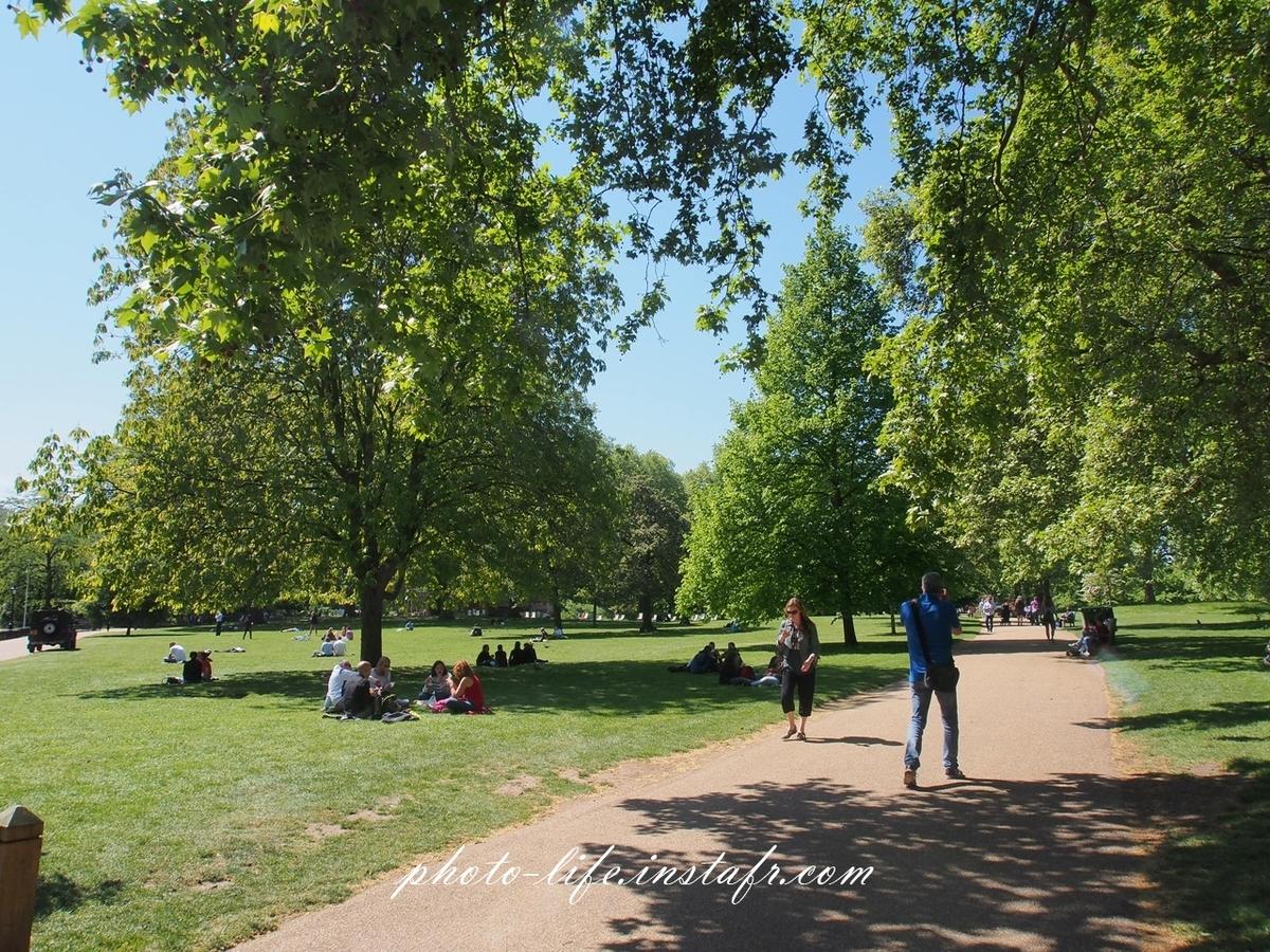 M.ZUIKO DIGITAL 12-50mm (+E-M5)で撮影したロンドンの公園