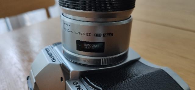 M.ZUIKO 12-50mm f3.5-6.3 の電動ズームモード