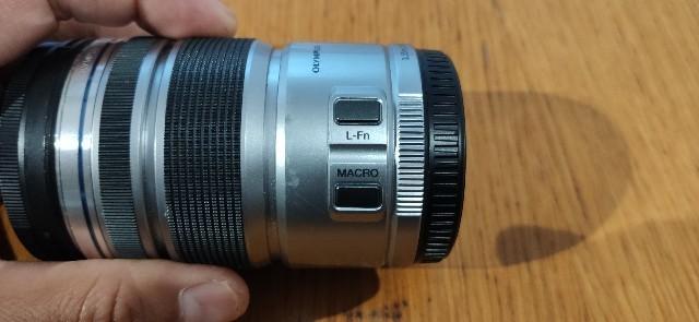 M.ZUIKO 12-50mm f3.5-6.3 のファンクションボタン